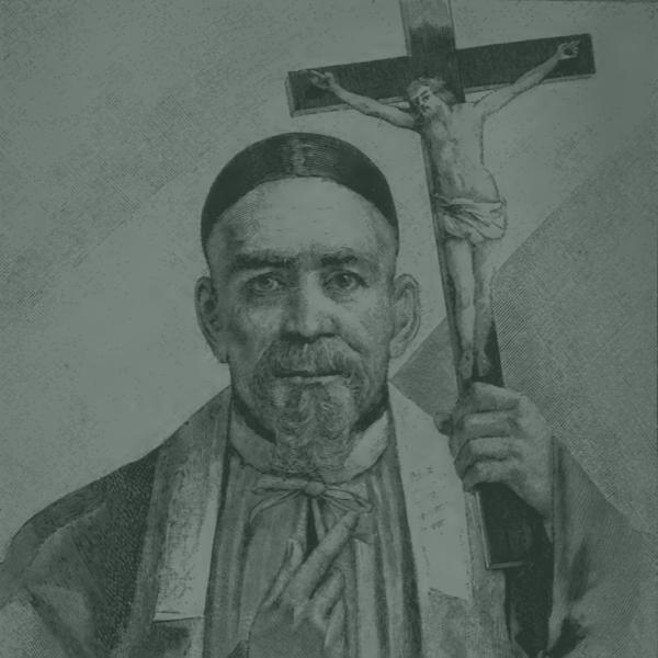 santo vicentino, congregação da missão, padre