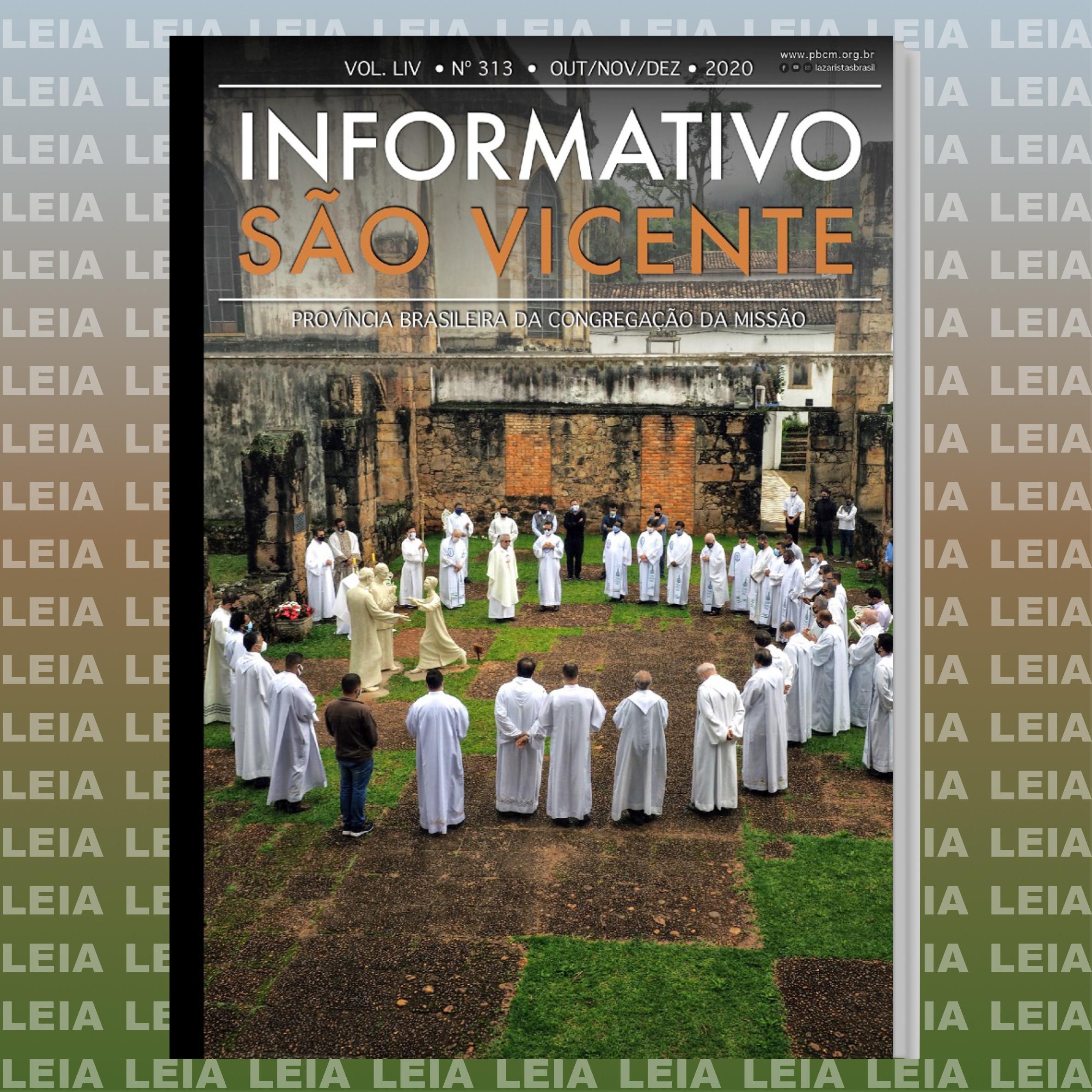 Capa Informativo São Vicente 313