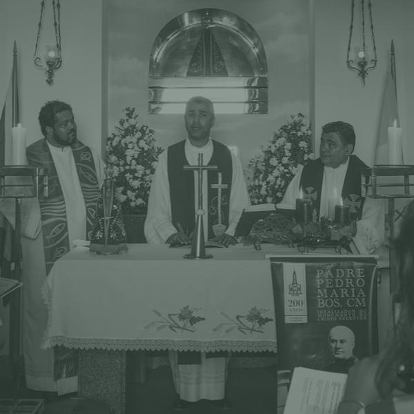Padre Emanoel Bedê Bertunes, CM, Conselheiro e Ecônomo da PBCM, assumiu nesta semana a Assessoria Espiritual do Conselho Nacional da Sociedade São Vicente de Paulo. A importante colocação foi oficializada no dia 22 de agosto, dia da beatificação de Freder